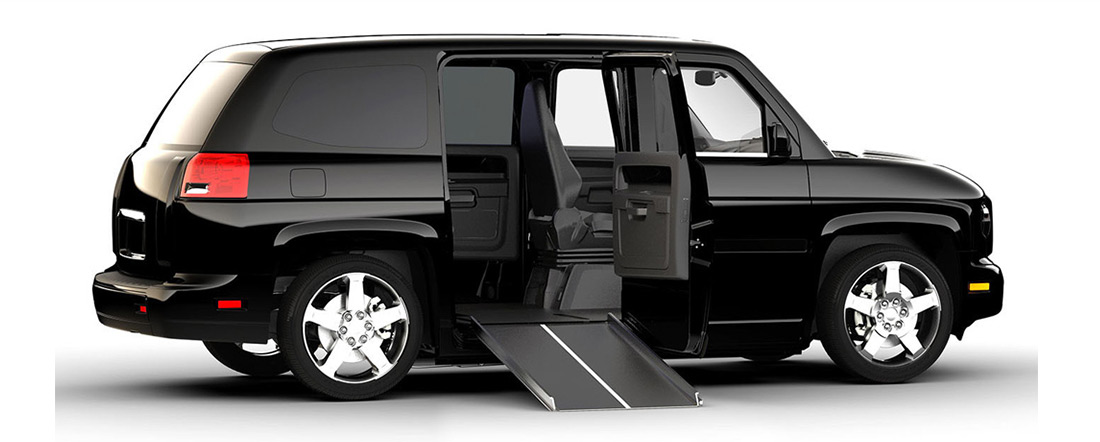 Wheelchair Transportation Service Chicago Fleet