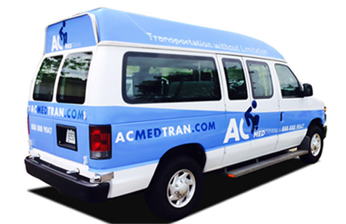 Wheelchair Vans Chicago Medicar Services Fleet
