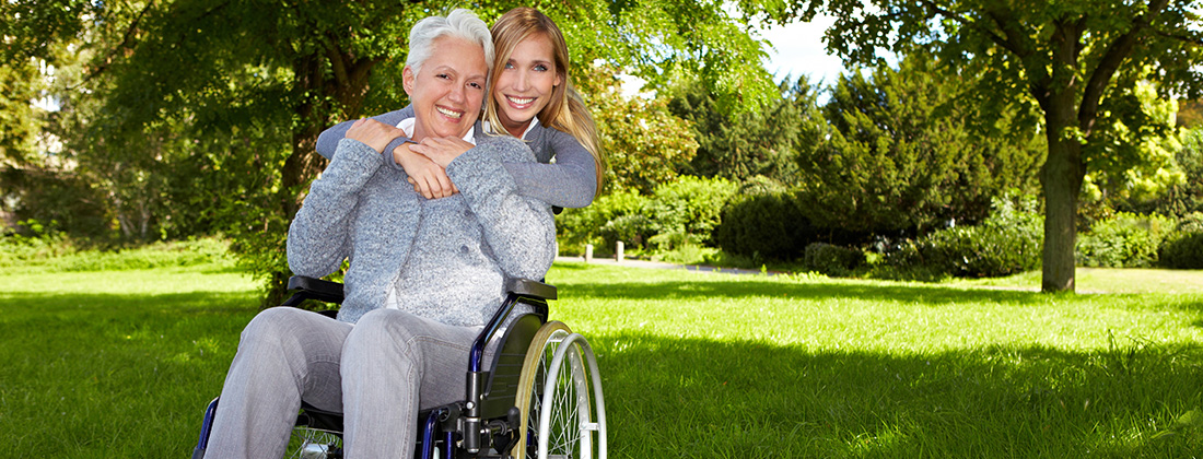 Elderly Care - Top 4 Ways Interacting with the Disabled is Helping You Grow - AC MedTran
