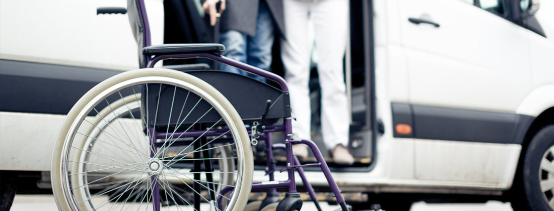 Transportation - Top 4 Ways Interacting with the Disabled is Helping You Grow - AC MedTran