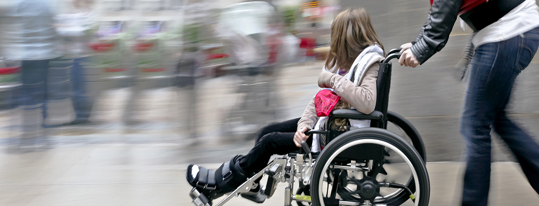 Wheelchair - Top 4 Ways Interacting with the Disabled is Helping You Grow - AC MedTran